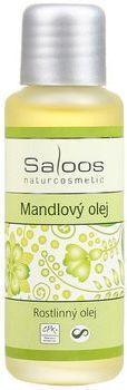 Saloos Mandlový rostlinný olej 50 ml