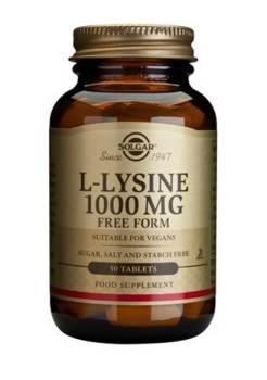 L-Lysin 1000 mg
