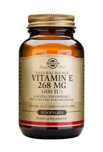 Vitamin E 268 mg (SOLGAR)