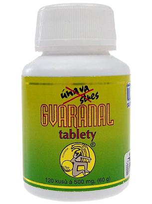Gvaranal tablety (Guarana)