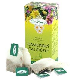 Gaskoňský čaj štěstí 20 sáčků