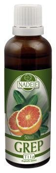 Grapefruitové kapky (T11a) 50 ml
