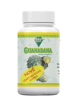 Graviola (guanabana) 100 cps