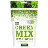 Green mix RAW BIO prášek 200g