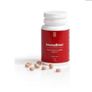 ImunoBran PLUS + vitamin D3 90 tablet