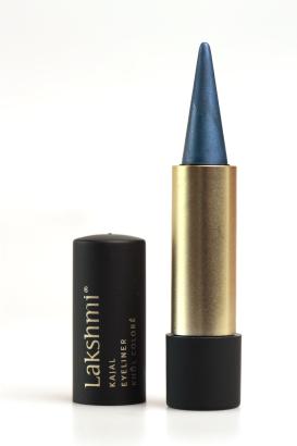 Kajalová tužka Lakshmi Půlnoční modrá No. 206