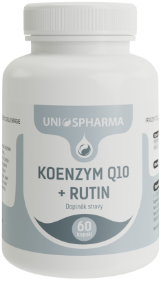 Koenzym-Q10-rutin
