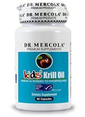 Kril olej pro děti Mercola