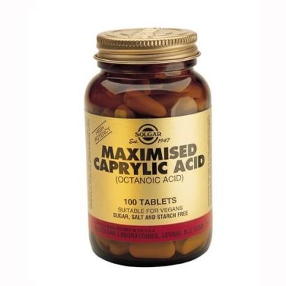 Kyselina kaprylová SOLGAR