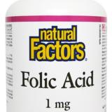 Kyselina listová 1 mg - 90 cps