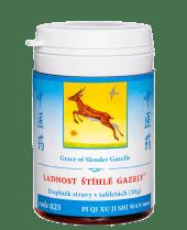 Ladnost štíhlé gazely (025)