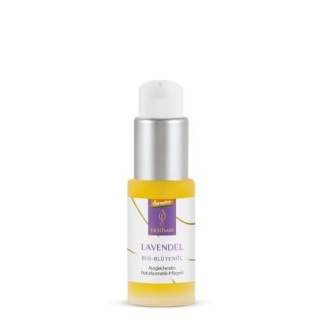 Lichtyam levandulový olej 30 ml