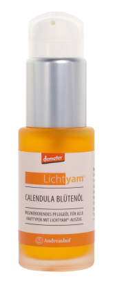Lichtyam měsíčkový olej 100 ml