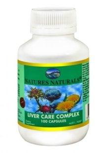 Liver care complex