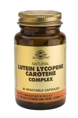 Lutein-lycopene-carotene-complex