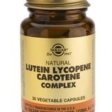 Lutein lycopene carotene complex 30 cps