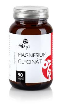 Magnesium glycinát SIBYL 90 kapslí