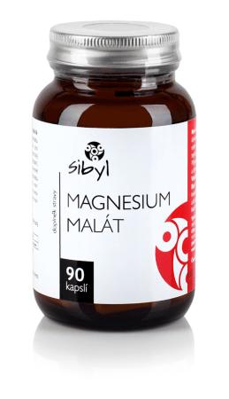 Magnesium malát SIBYL 90 kapslí