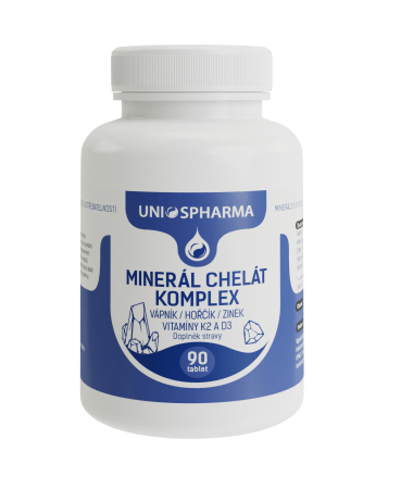 Minerál chelát komplex 90 tablet