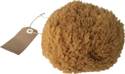 Mořská houba na mytí 1 ks