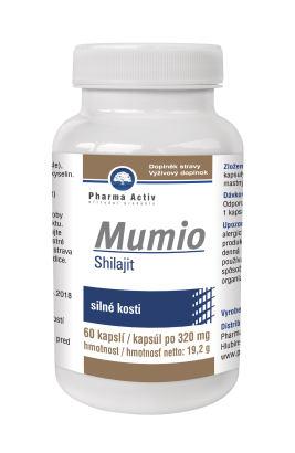 Mumio shilajit Pharma activ