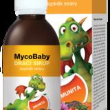 MycoBaby dračí sirup 200 ml