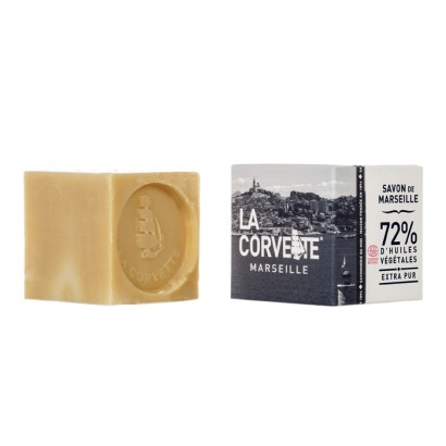 Mýdlo MARSEILLE bíle 500g
