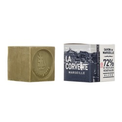Mýdlo MARSEILLE zelené 500g