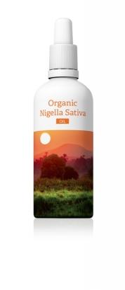 Nigella Sativa Organic oil Energy