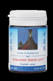 Ochlazení žhavé lávy (Xuan bi wan)