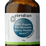 Organic barley powder active 100g