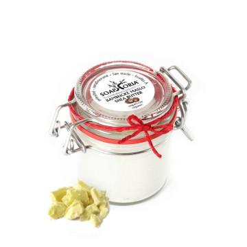 Organické bambucké máslo - fair trade kvality A
