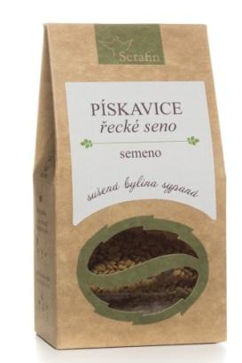 Pískavice - řecké seno - semeno 30g
