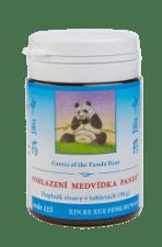 Pohlazení medvídka pandy