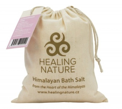 Himalájská koupelová sůl jemná růžová 1 kg