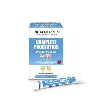 Probiotika pro děti 30 sáčků - 10 mld. CFU