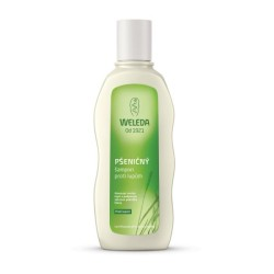 Pšeničný šampon proti lupům WELEDA 190 ml