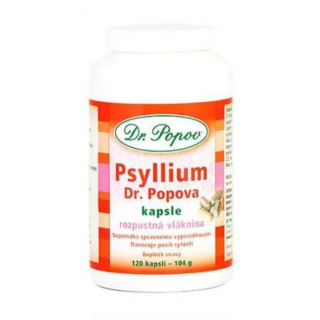 Psyllium 120 cps