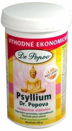 Psyllium Dr. Popov 240g