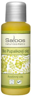 Bio pupalkový olej 50 ml Saloos