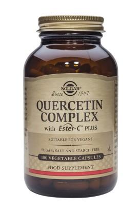 Quercetin complex SOLGAR 100 cps