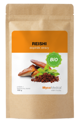 Reishi-biomasa-prasek-100g