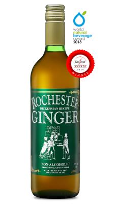 Rochester-drink-zázvor 725 ml