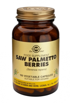 Saw palmetto SOLGAR