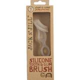 Silikonový zubní kartáček na zuby a dásna 2-5 let