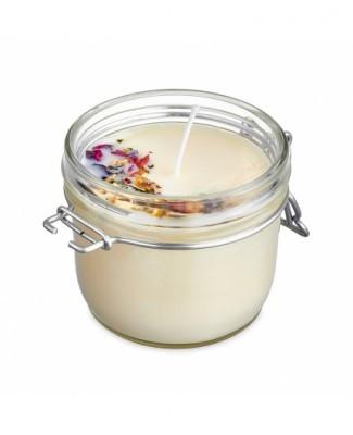 Sojová svíčka proti stresu