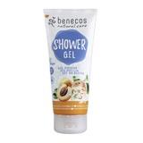 Sprchový gel meruňka a bezový květ BIO 200 ml