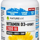 Swiss Vitamin D3-Efekt 2000IU 90 tbl