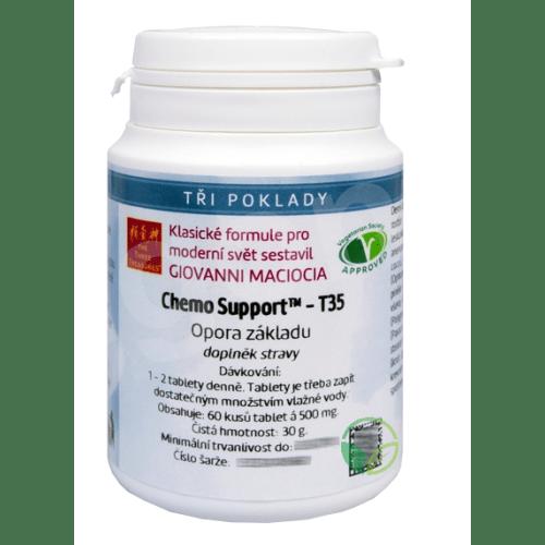 T35 - Opora základu (Chemo Support) 60 tbl