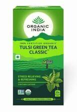 Tulsi zelený čaj 25 sáčků